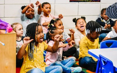 The Foundation to Thrive: Racial Equity and High-Quality ECE