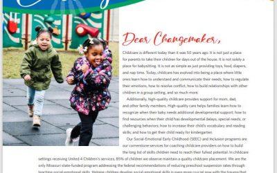 'Changemakers' Newsletter